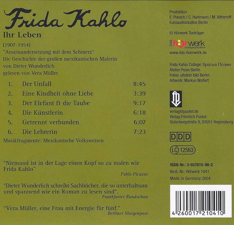 Frieda Kahlo Titel