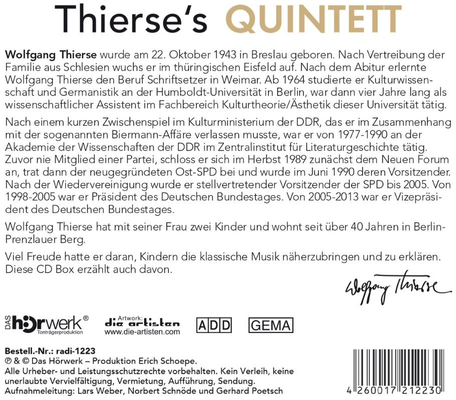 Thierse's Quintett