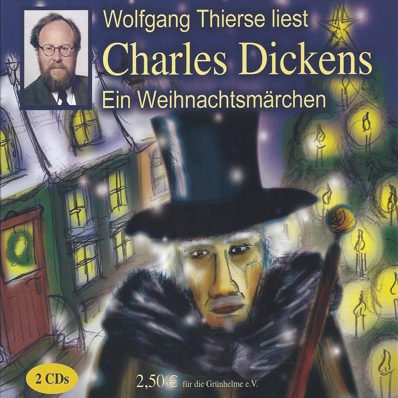 """Wolfgang Thierse liest Charles Dickens """"Ein Weihnachtsmärchen"""""""