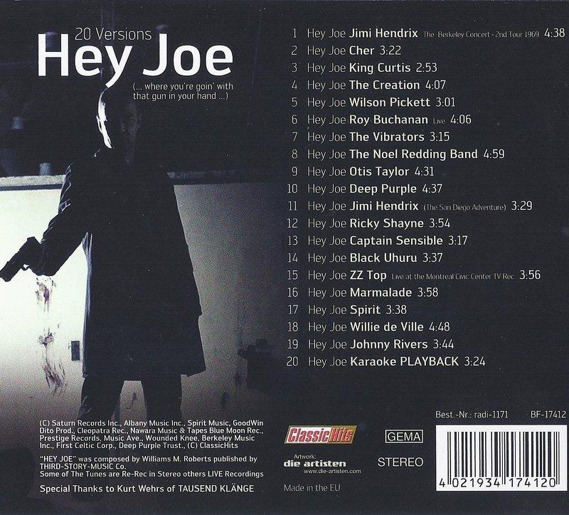 Hey Joe Titel