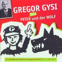 Gregor Gysi liest - Peter und der Wolf