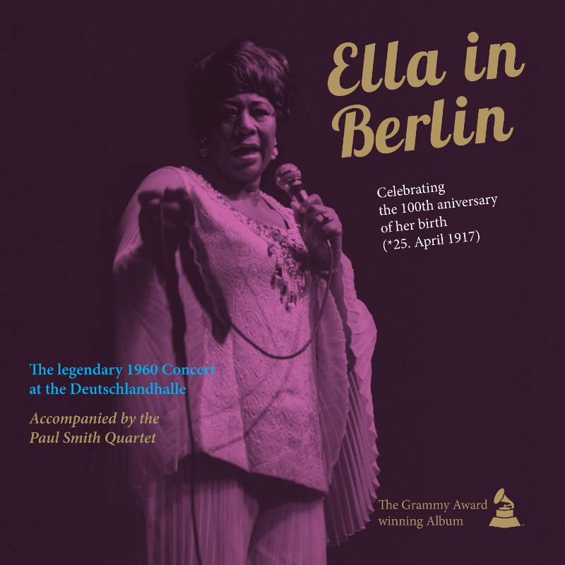 Ella Fitzgerald in Berlin