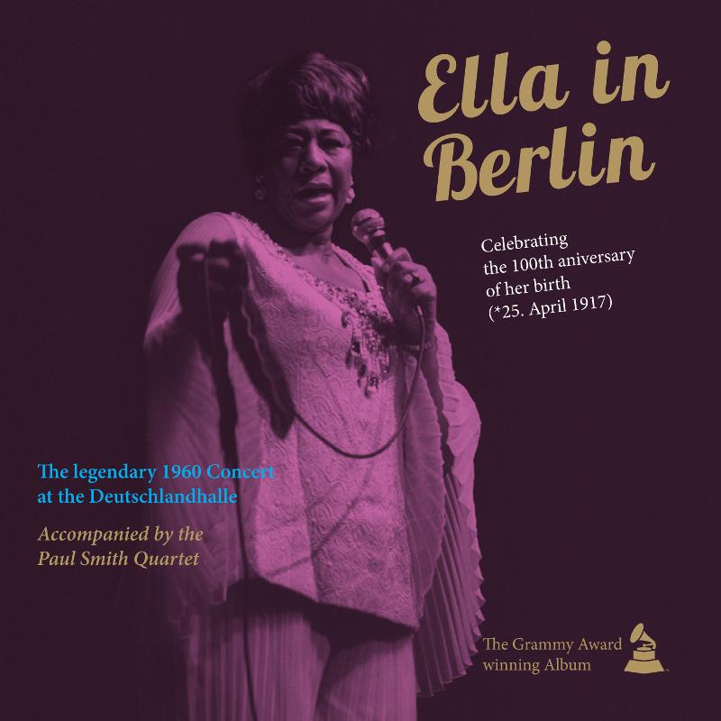 Ella Fitzgerald in Berlin