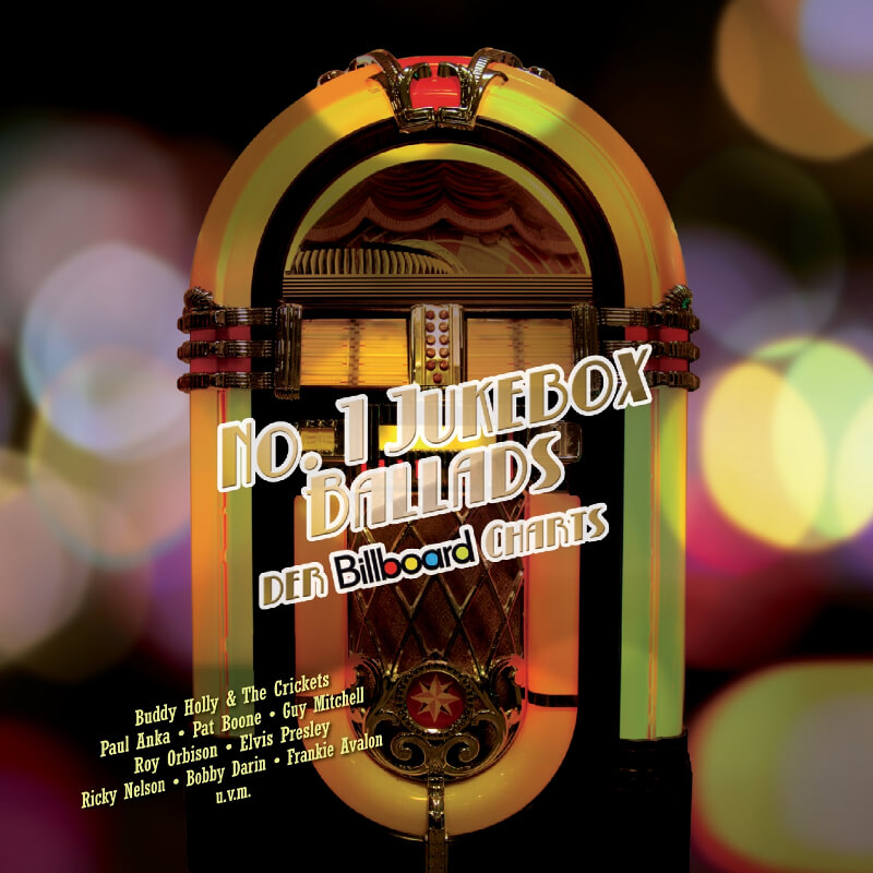 No. 1 Jukebox Ballads